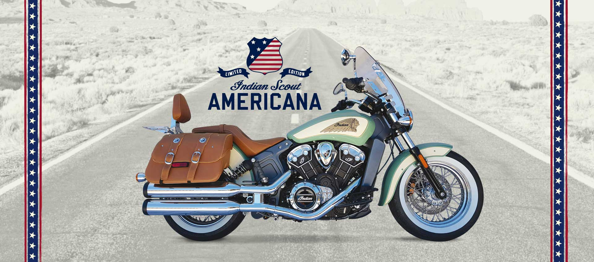 Indian Scout Americana