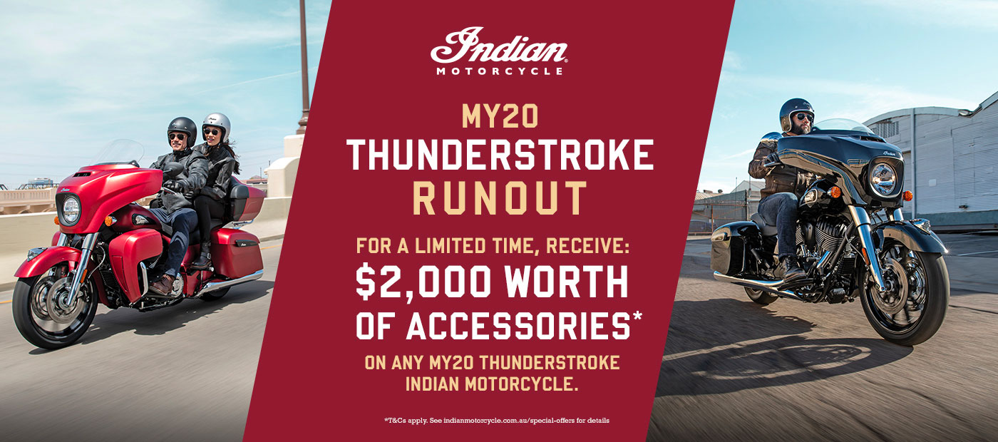 Thunderstroke finance